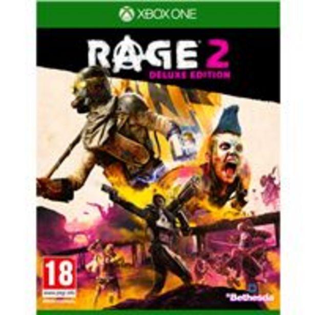 Oferta de Rage 2 Deluxe Edition XBox One por 27€