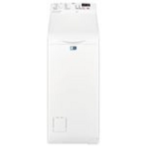Oferta de Lavadora de carga superior AEG L6TBK621 6kg blanco A+++ por 429,8€