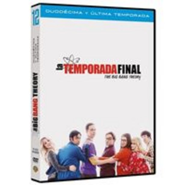 Oferta de The Big Bang Theory Temporada 12 - DVD por 34,99€