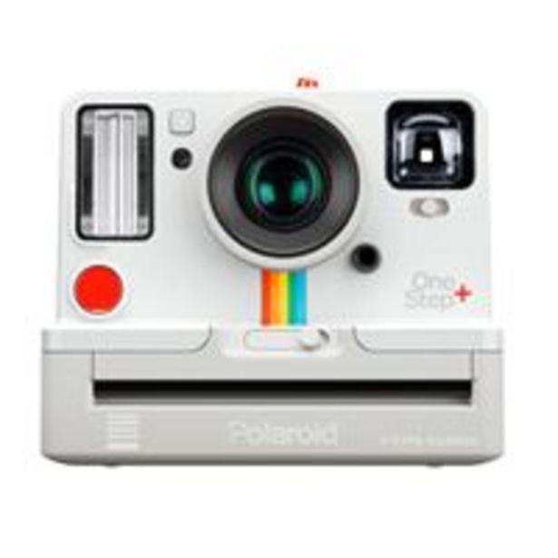 Oferta de Cámara instantánea Polaroid OneStep+ Blanco por 119,9€
