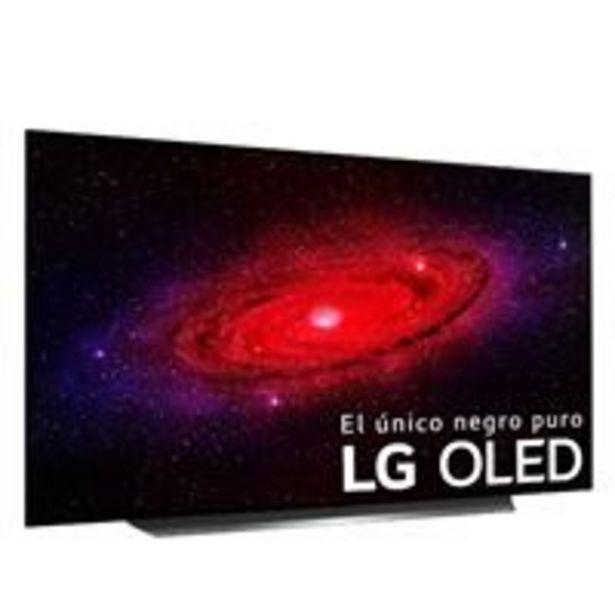 Oferta de TV OLED 77'' LG OLED77CX6LA IA 4K UHD HDR Smart TV por 3599€