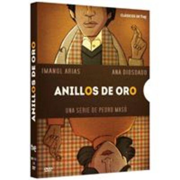 Oferta de Anillos de oro  Serie Completa - DVD por 9,49€