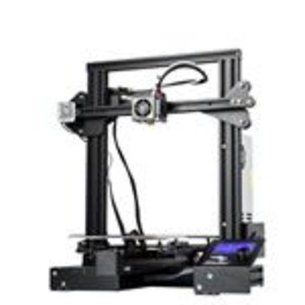 Oferta de Kit de impresora 3D Creality 3D® Ender-3 Pro 220x220x250 mm por 155,99€