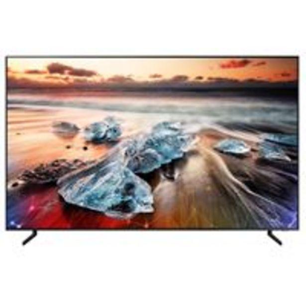 Oferta de TV QLED 82'' Samsung QE82Q950R 8K Smart TV por 5399,94€