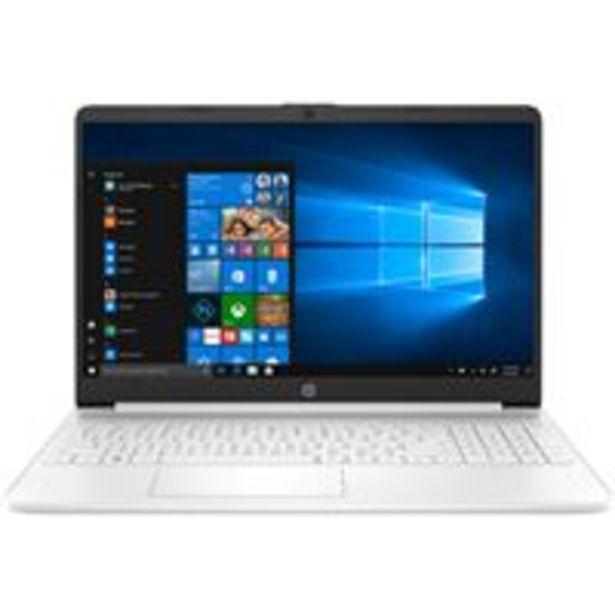 Oferta de Portátil HP Laptop 15s-eq0015ns 9QX10EA 15,6'' Blanco por 702,91€