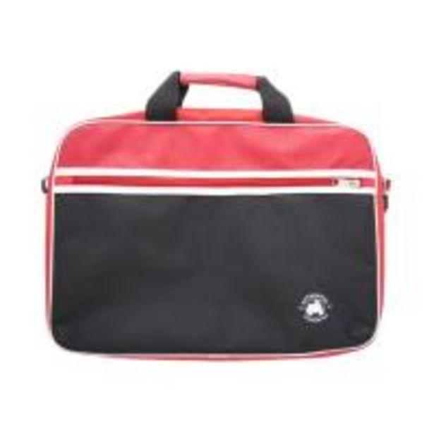 """Oferta de Funda T'nB Authentic Vintage Rojo para portátil 15,6"""" por 16,49€"""