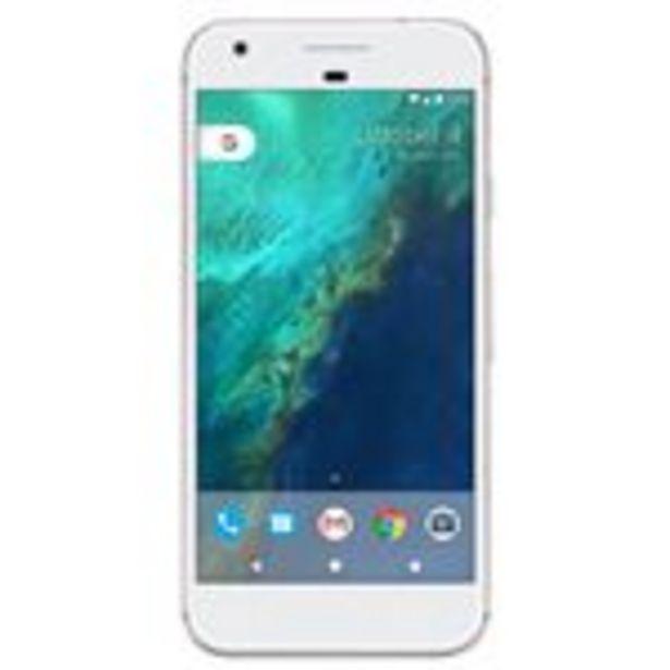 Oferta de Google Pixel 4G 128GB, Plata por 150,54€
