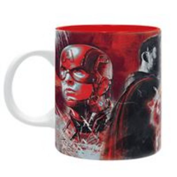 Oferta de Taza de cerámica Marvel Vengadores por 4,99€