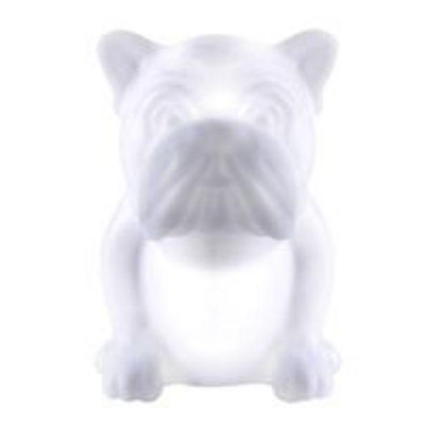 Oferta de Altavoz Bluetooth BigBen Lumin'us Perro por 36,97€