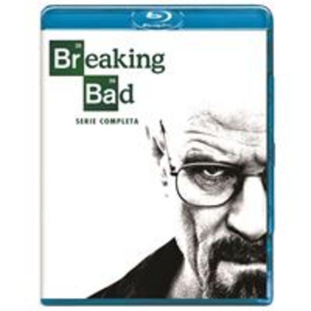 Oferta de Pack Breaking Bad  Serie Completa - Blu-Ray por 50€