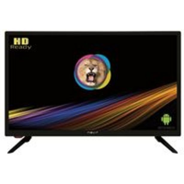 Oferta de TV LED 24'' Nevir NVR-8070-24RD2S-SMA-N HD Ready Smart TV por 139,9€