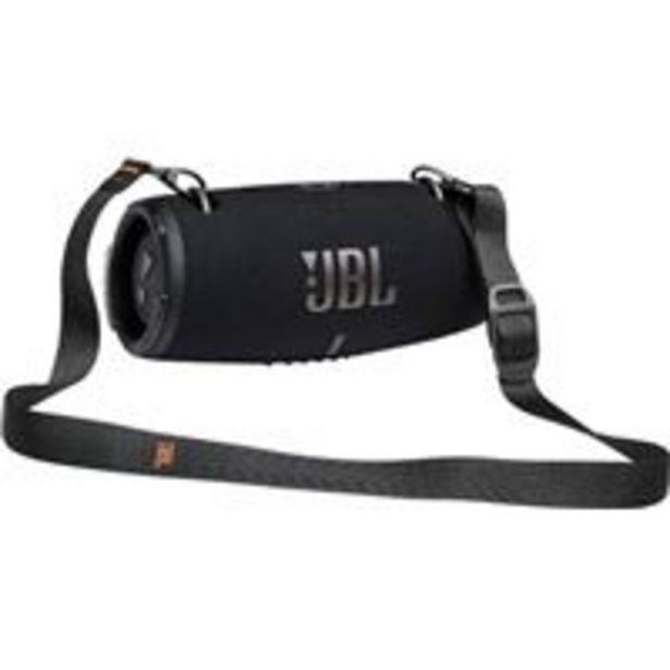Oferta de Altavoz Bluetooth JBL Xtreme 3 Negro por 279,9€