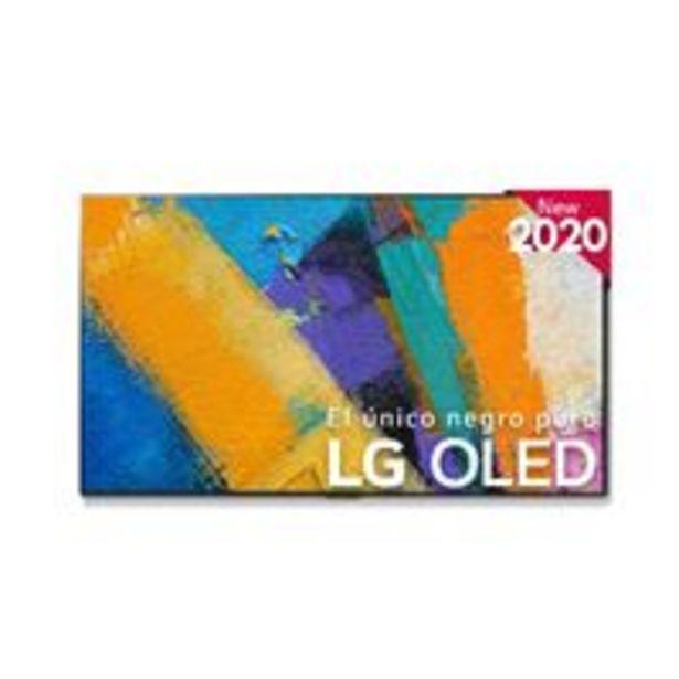 Oferta de TV OLED 77'' LG OLED77GX6LA IA 4K UHD HDR Smart TV por 4399€