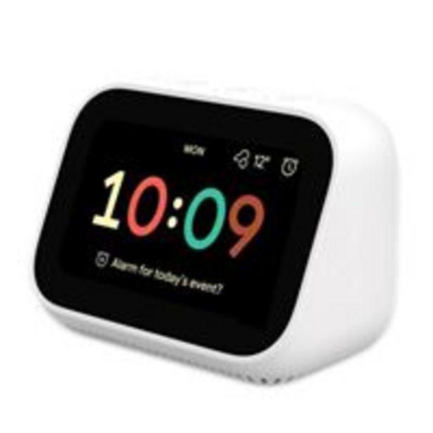 Oferta de Radio reloj Xiaomi Mi Smart Clock por 39,9€