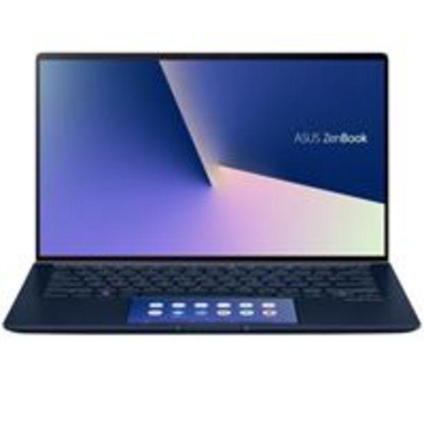 """Oferta de Portátil Asus ZenBook 14 UX434FAC-A5144T 14"""" Azul por 1263,41€"""