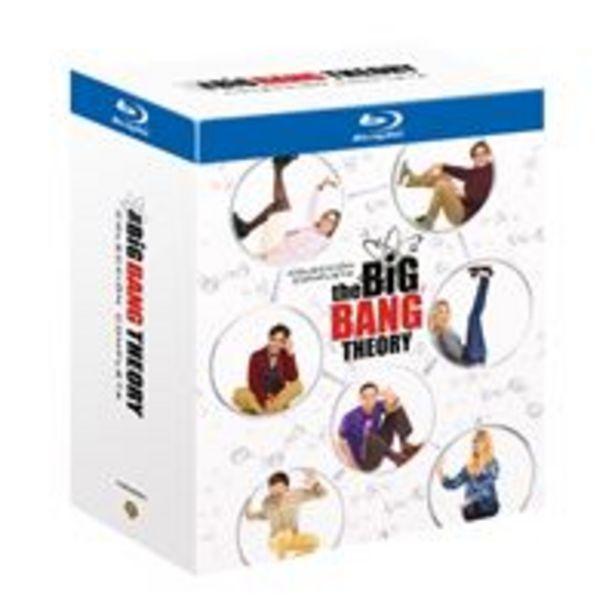 Oferta de The Big Bang Theory - Colección Completa Temporada 1-12 - Blu-Ray por 94,49€