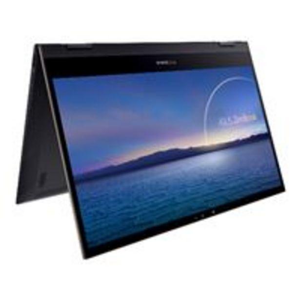 Oferta de Convertible 2 en 1 Asus Zenbook Flip S UX371EA-HL049T 13,3'' Negro por 1614,91€