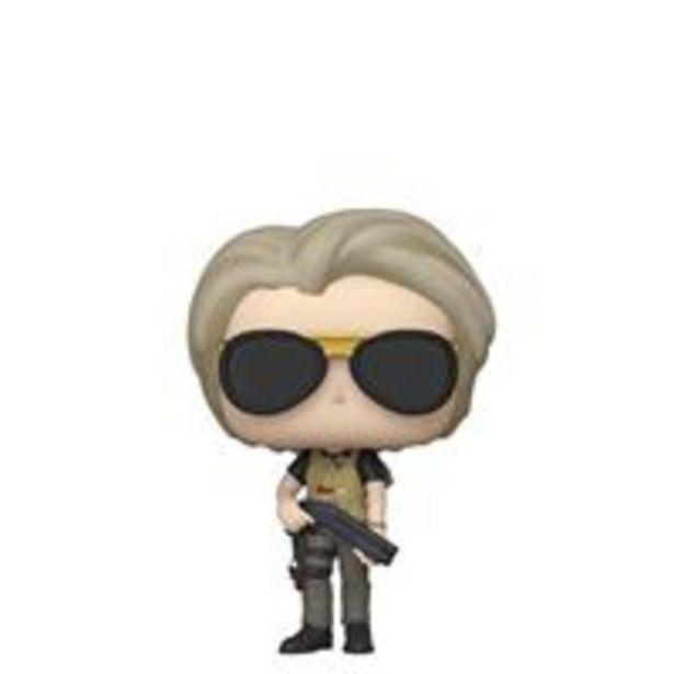 Oferta de Figura Funko Terminator Destino Oscuro - Sarah Connor - Varios modelos por 10€