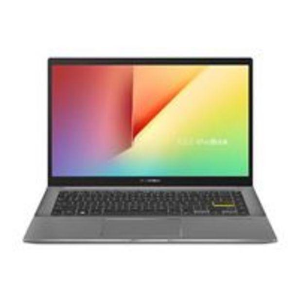 Oferta de Portátil Asus VivoBook S14 M433IA-EB069T 14'' Negro por 764,92€
