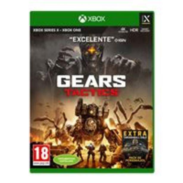 Oferta de Gears Tactics Xbox Series X / Xbox One por 24,99€