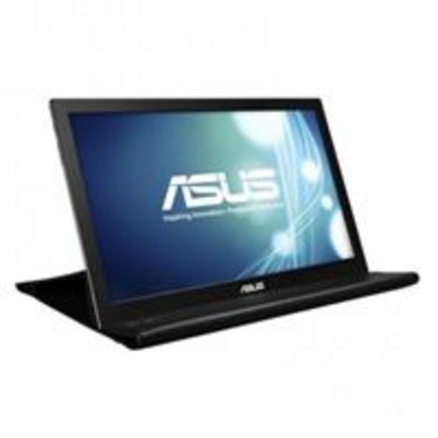 Oferta de Monitor portátil Asus MB168B 15,6'' HD Gris por 169,32€