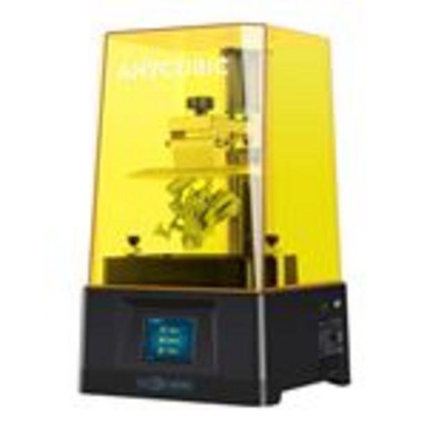 Oferta de Kit de impresora 3D Anycubic Photon Mono Resina Luz UV Curado 130mm x 82mm x 165mm por 182,99€