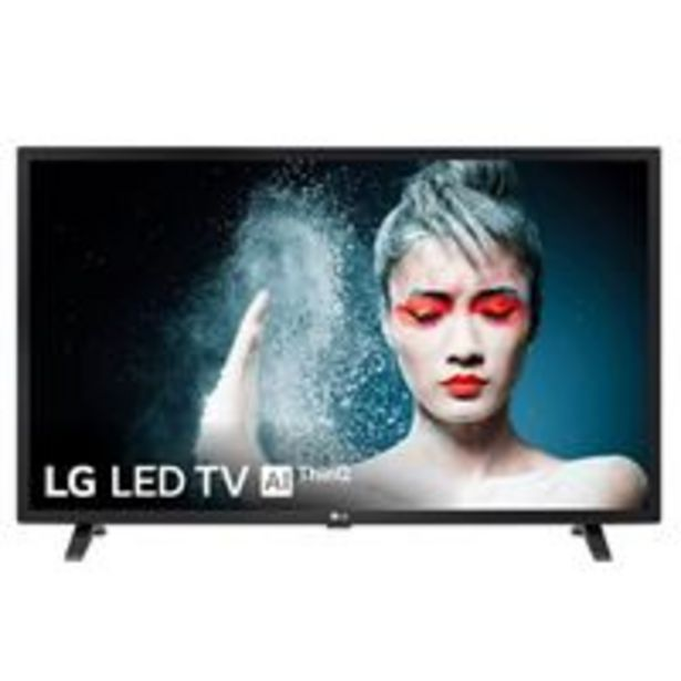 Oferta de TV LED 32'' LG 32LM6300 IA FHD HDR Smart TV por 268€