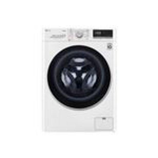Oferta de Lavadora Secadora LG F4DN4009S0W 9/5KG Blanco 1400RPM por 599,4€