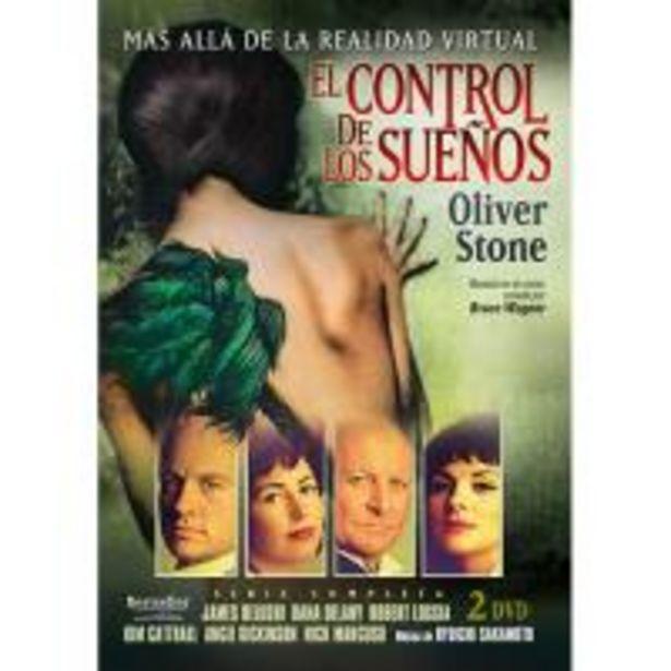 Oferta de El control de los sueños - DVD por 6€