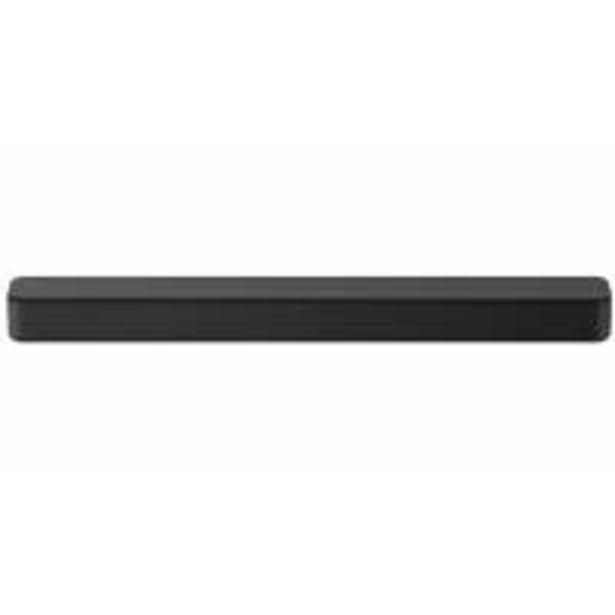 Oferta de Barra de sonido Bluetooth Sony HTSF-150 por 96,07€