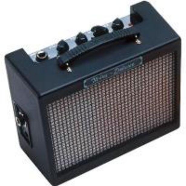 Oferta de Amplificador Mini Fender Deluxe por 59,66€