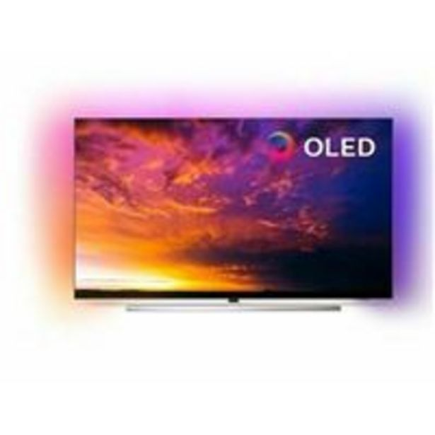 Oferta de TV OLED 55'' Philips 55OLED854 4K UHD HDR Smart TV por 1149€