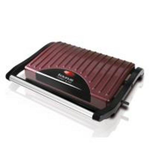 Oferta de Sandwichera grill Taurus Toast&Co por 26,44€