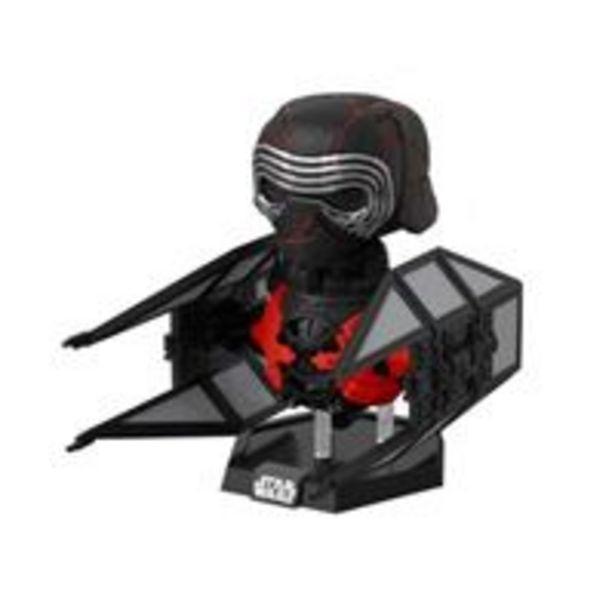Oferta de Figura Funko Star Wars - Kylo Ren & Whisper por 10€