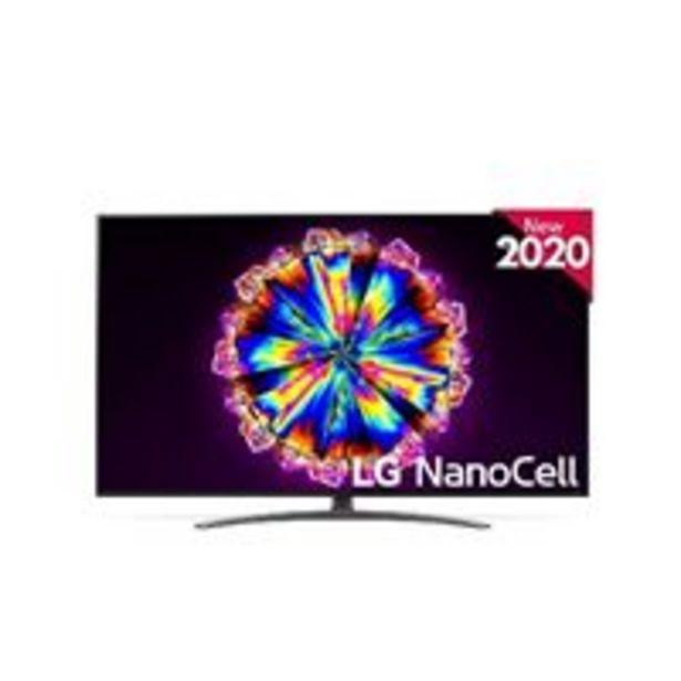 Oferta de TV LED 65'' LG Nanocell 65NANO916 IA 4K UHD HDR Smart TV Full Array por 999,9€