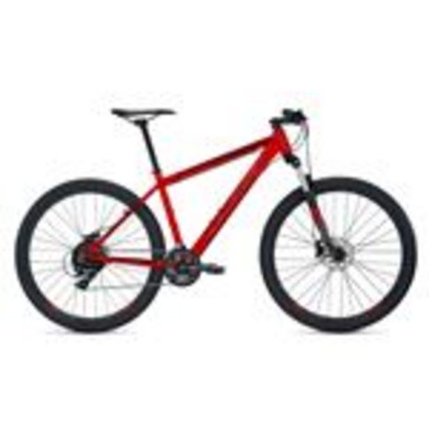 Oferta de Bicicleta Mtb Ascent 293 Coluer Rojo Talla M por 499,9€