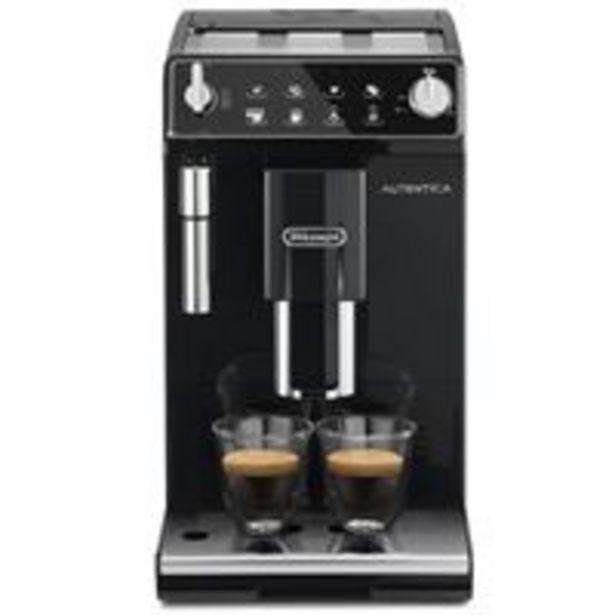 Oferta de Cafetera Superautomática De'Longhi Auténtica ETAM 29.510.B por 289,9€