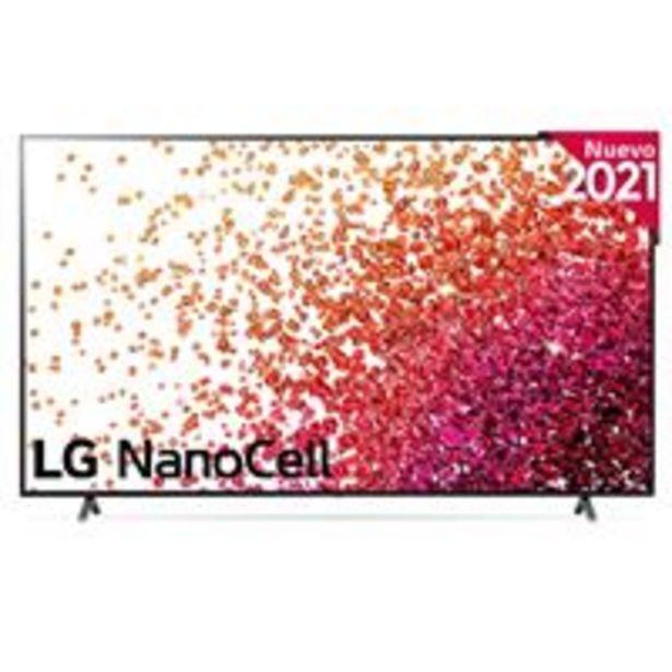 Oferta de TV LED 86'' LG NanoCell 86NANO756PA 4K UHD HDR Smart TV por 1999€