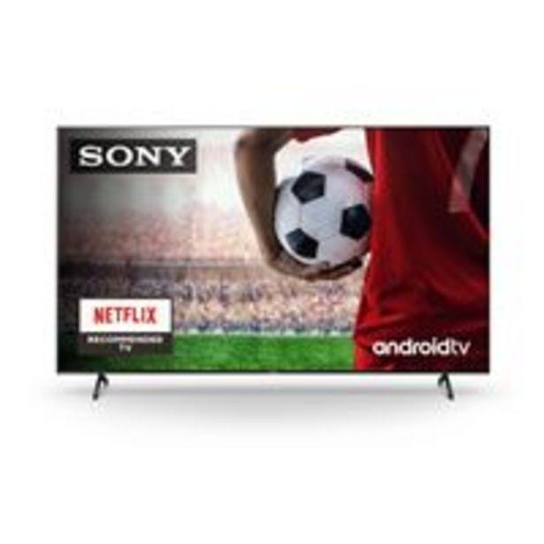 Oferta de TV LED 55'' Sony KD-55XH8096 4K UHD HDR Smart TV por 649€