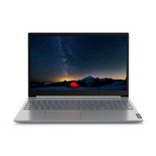 Oferta de Portátil Lenovo ThinkBook 15-IIL 20SM002LSP 15,6'' Plata por 649,9€