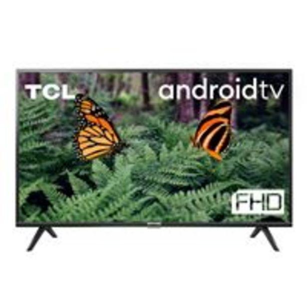 Oferta de TV LED 40'' TCL ES560 FHD HDR Smart TV por 247,87€
