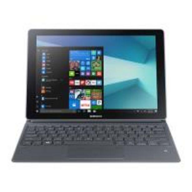 Oferta de Portátil 2 en 1 Samsung Galaxy Book 12 WiFi Windows Plata por 1511,99€