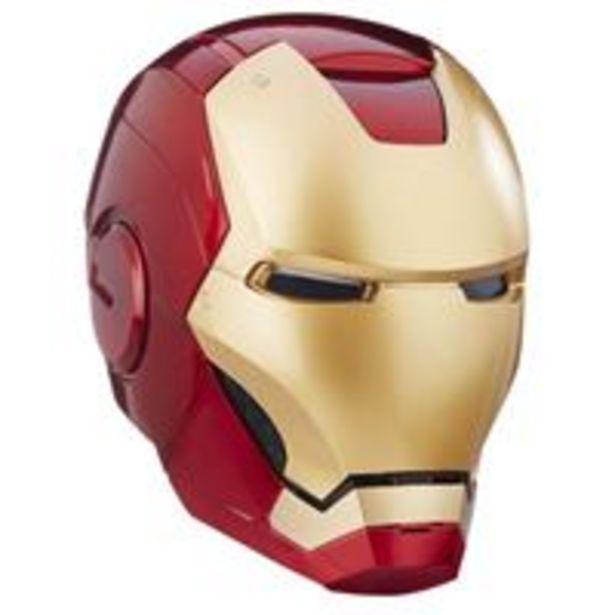 Oferta de Réplica Marvel - Casco Iron Man por 108,74€