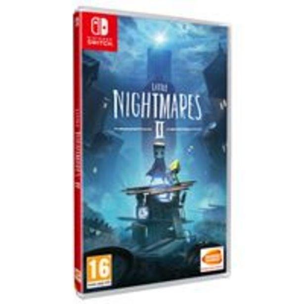 Oferta de Little Nightmares II Nintendo Switch por 23,99€