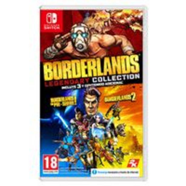 Oferta de Borderlands Legendary Collection Nintendo Switch por 23,99€