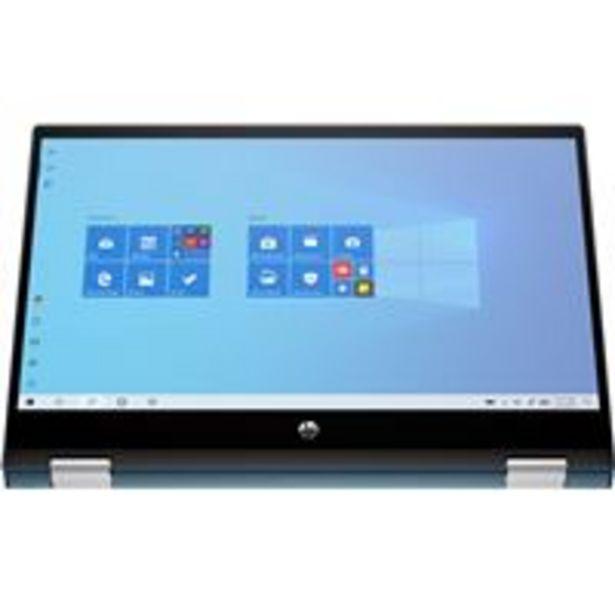 Oferta de Convertible 2 en 1 HP Pavilion x360 14-dw1010ns 14'' Azul por 578,47€