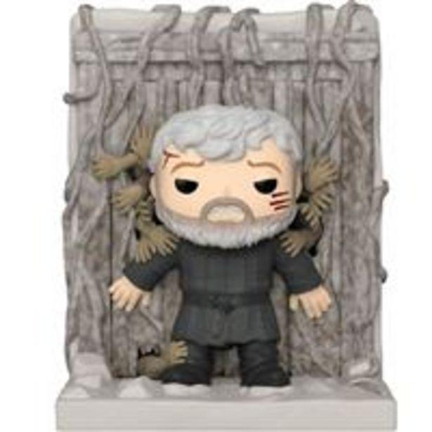 Oferta de Figura Funko Juego de tronos - Hodor soportando la puerta XL por 27,99€
