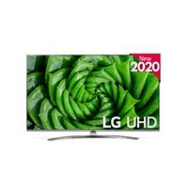 Oferta de TV LED 75'' LG 75UN81006 IA 4K UHD HDR Smart TV por 899€