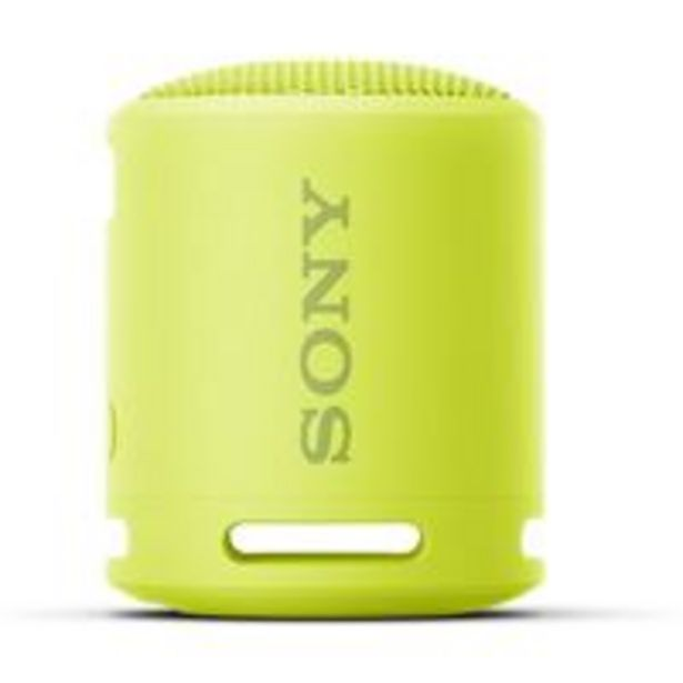 Oferta de Altavoz Bluetooth Sony SRS-XB13 Lima por 49,9€