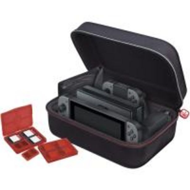 Oferta de Bolsa viaje NNS60 deluxe Nintendo Switch por 28,89€